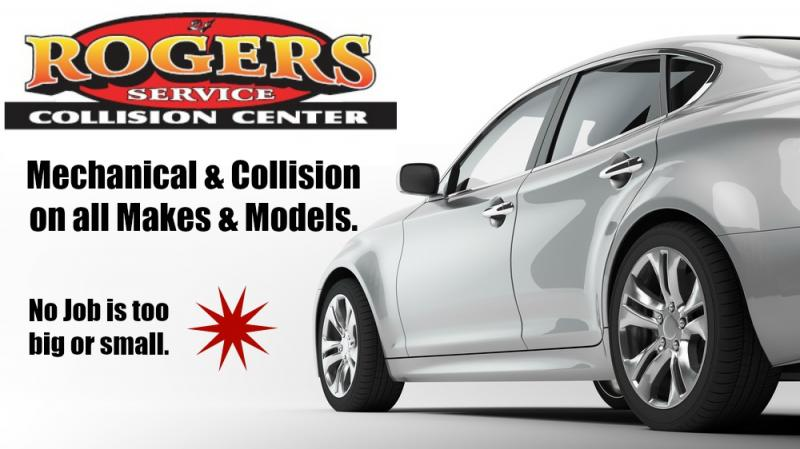 DJ Rogers Collision & Service Center - LOCAL FAMILYOWNED SINCE 1956